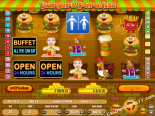 lojra elektronike Burgers Paradise Wirex Games