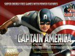 lojra elektronike Captain America Playtech