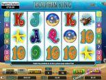 lojra elektronike Dolphin King CryptoLogic
