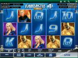 lojra elektronike Fantastic Four Playtech