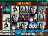 lojra elektronike Iron Man 2 Playtech