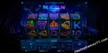 lojra elektronike Neon Reels iSoftBet