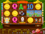 lojra elektronike Pinocchio Wirex Games