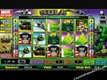 lojra elektronike The Hulk CryptoLogic